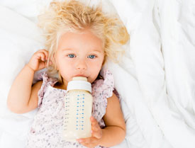 Baby Bottle Tooth Decay - Pediatric Dentist in Fargo, ND