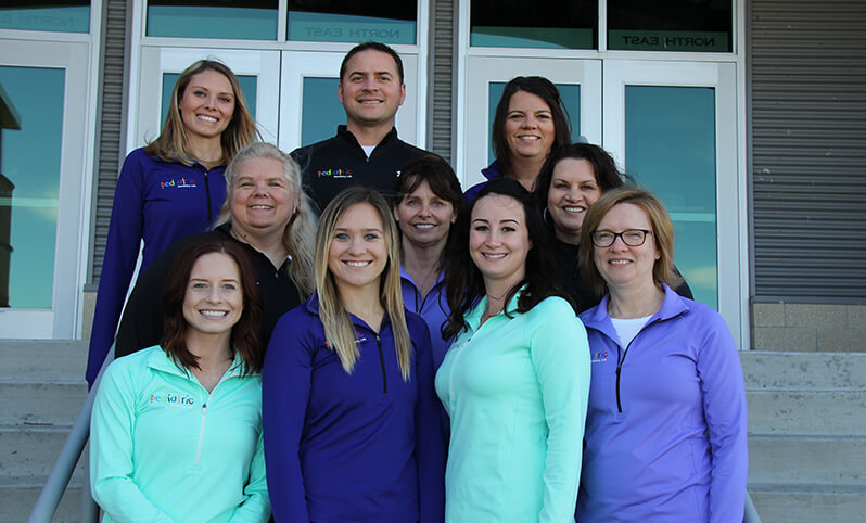 Staff picture - Pediatric Dentist in Fargo, ND