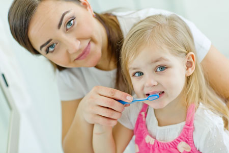 Brushing Tips - Pediatric Dentist in Fargo, ND